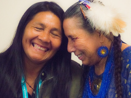 Indigenous Women of the Americas Protecting Mother Earth: Struggles and Climate Change Solutions