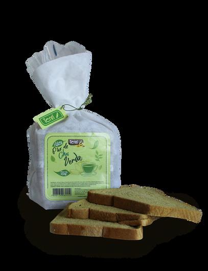 Pão de Chá Verde