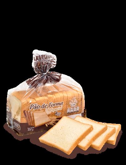 Pão de Forma Especial