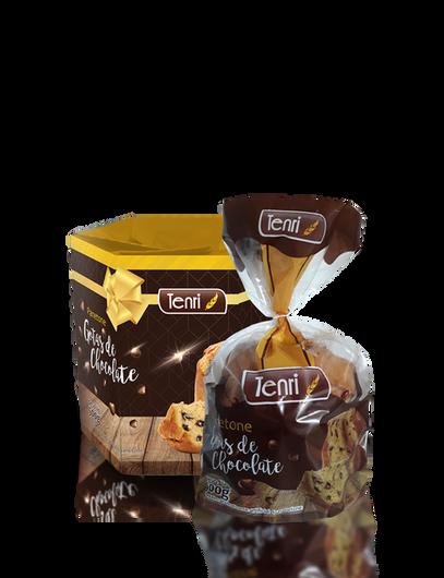 Panetone Gotas de Chocolate
