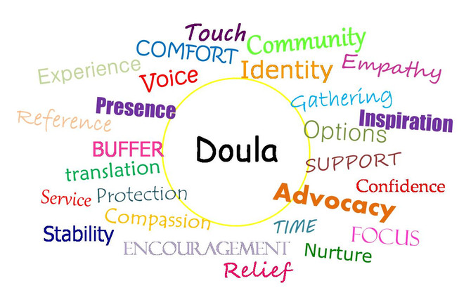 How having a doula can make a difference.