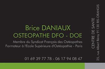 Osteopathe ris orangis