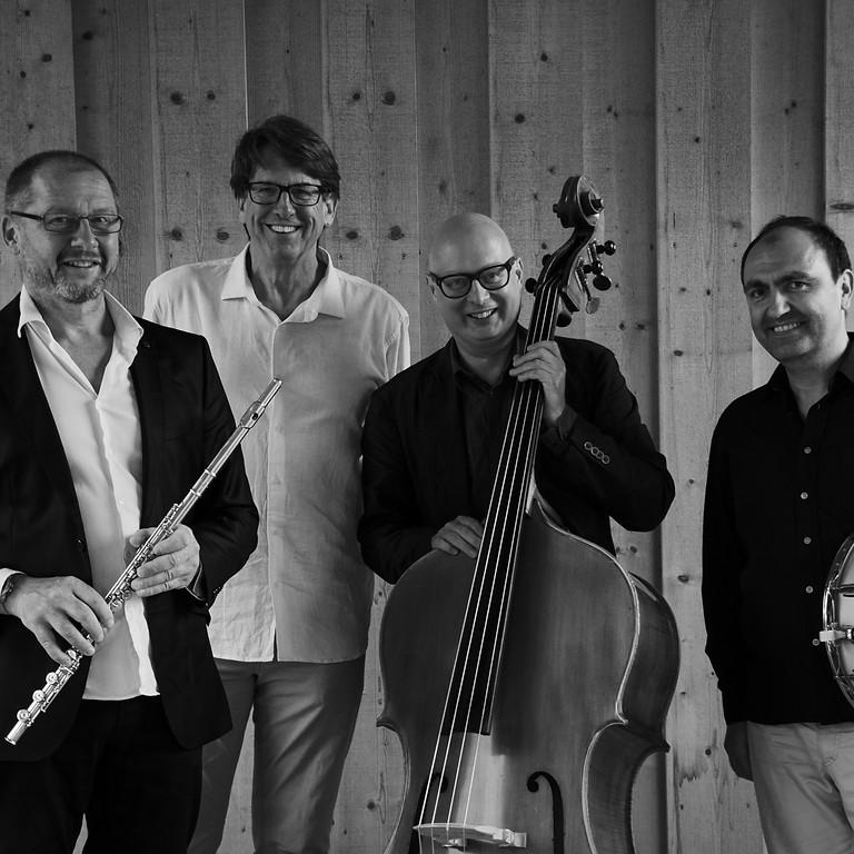 Erich Tiefenthaler's Flute Jazz Four