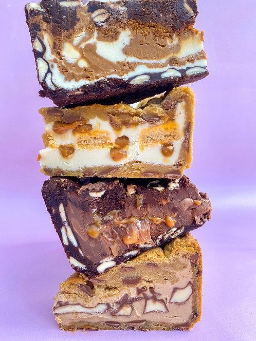 Treat  Box - Cookie Pie Slices - LOCAL