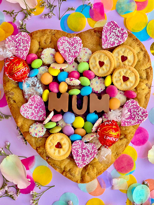 Mother's Day Giant Cookie - COLLECTION ONLY