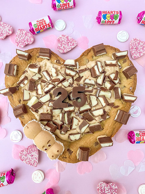 Personalised Giant Cookie - COLLECTION ONLY