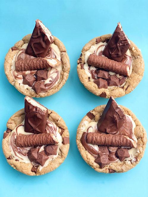 Milky Way Cookie Pie - Box of 4