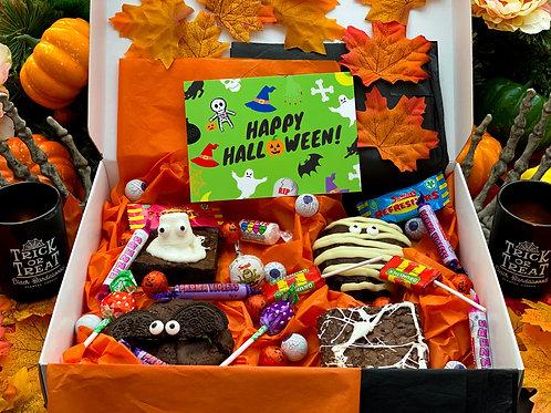 Halloween spook box