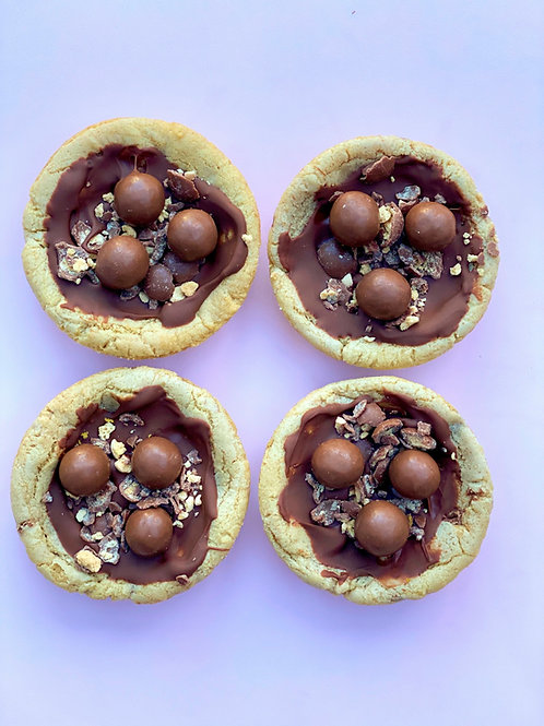 Maltesers Cookie Pie- Box of 4