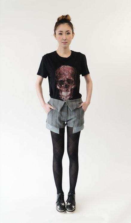Spread Collar Shorts