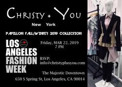 Los Angeles Fashion Week INVIT