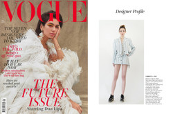 Vogue issue jan2019 for print