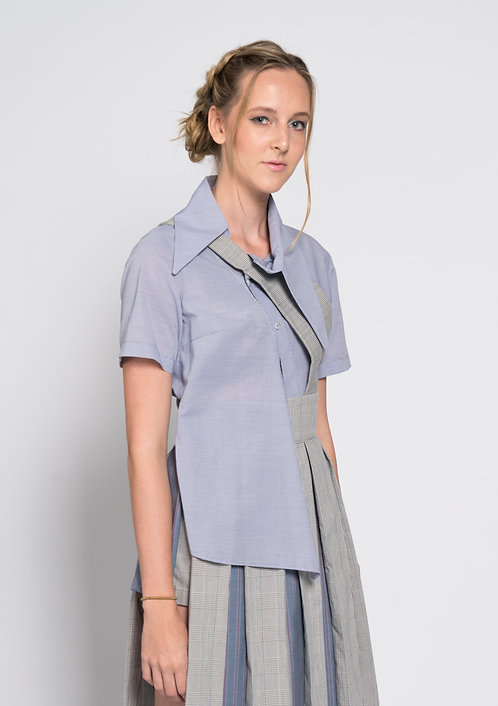 Asymmetrical Angular Shirt