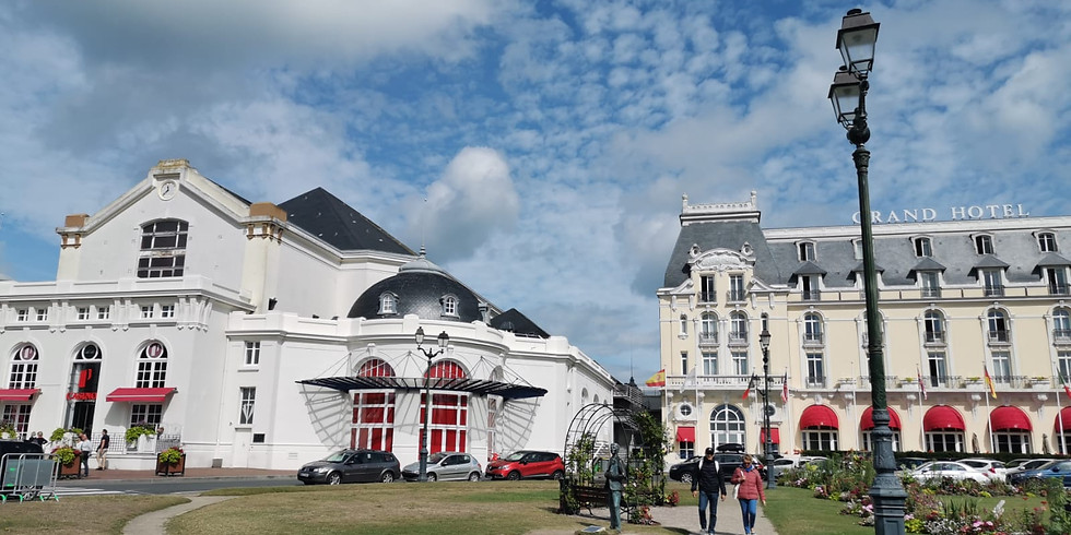 Casino de Cabourg, Printemps des poètes