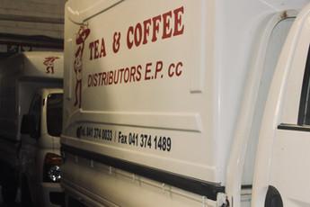 Tea and Coffee vehicles