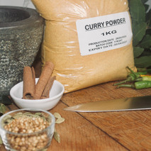 Spices: Curry Powder
