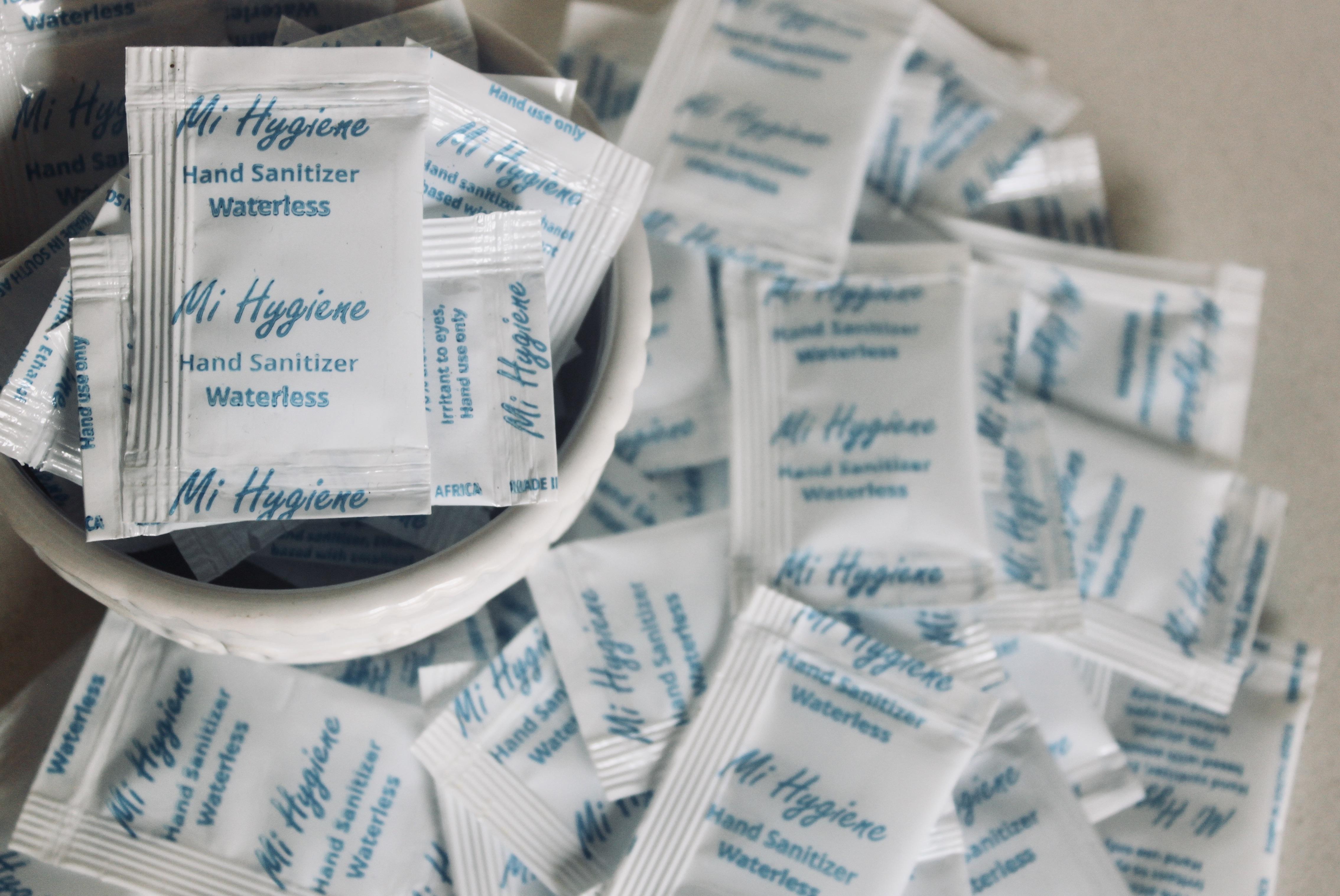 Mi Hygiene: Hand Sanitizer