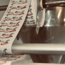 Sachet Flow Wrapping Machine: Condiments