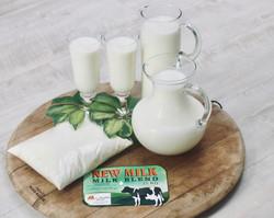Dry Foodstuffs: New Milk Powder