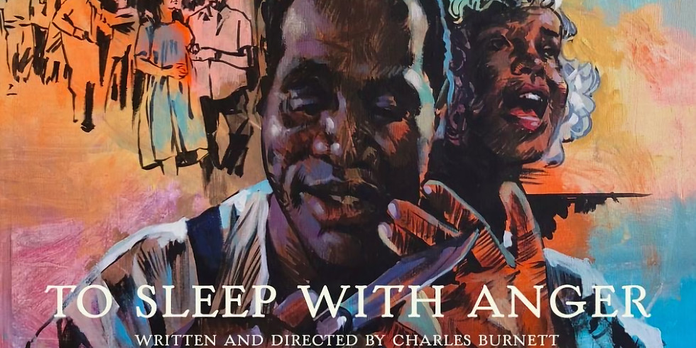 Black Movie Night   To Sleep With Anger