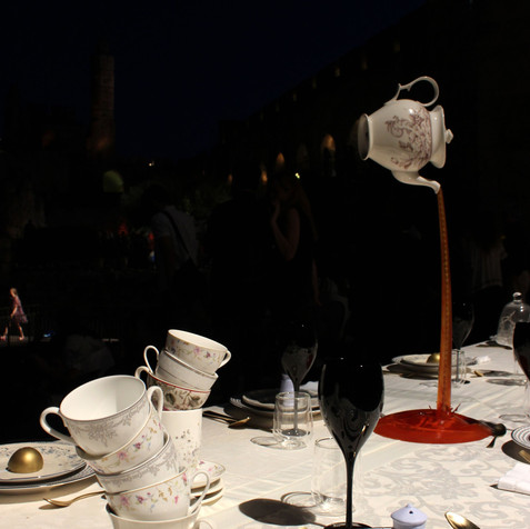 Alice's Dinner Party