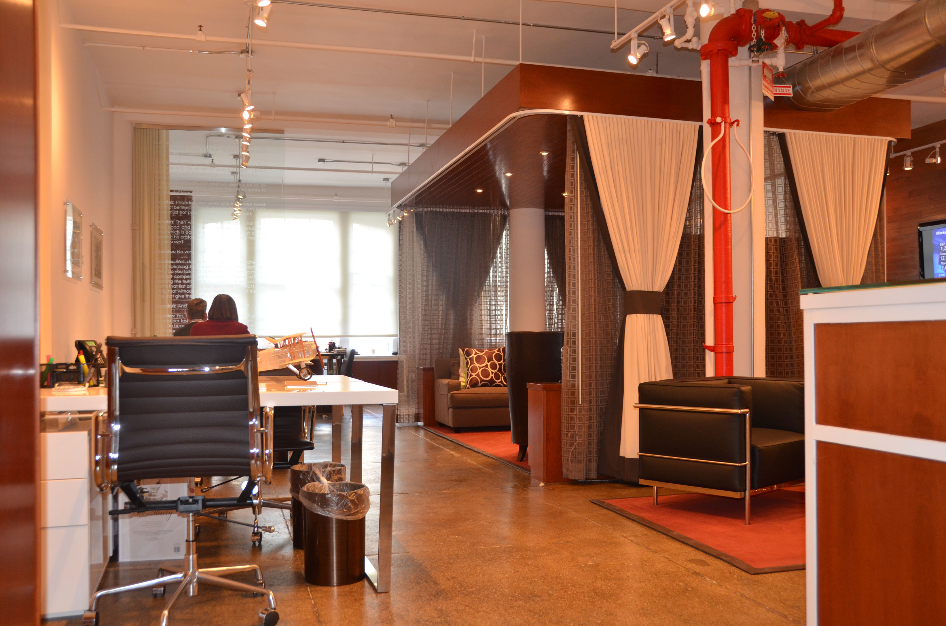 CounterPointStrategies Office Design