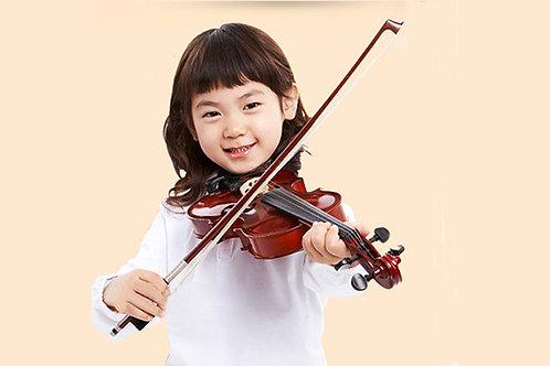 Cours de violon 4 séances 45 min.