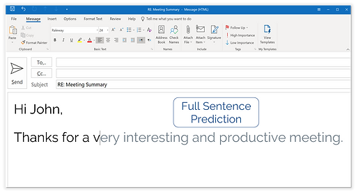 Lightkey - Predictive Typing Software For Windows