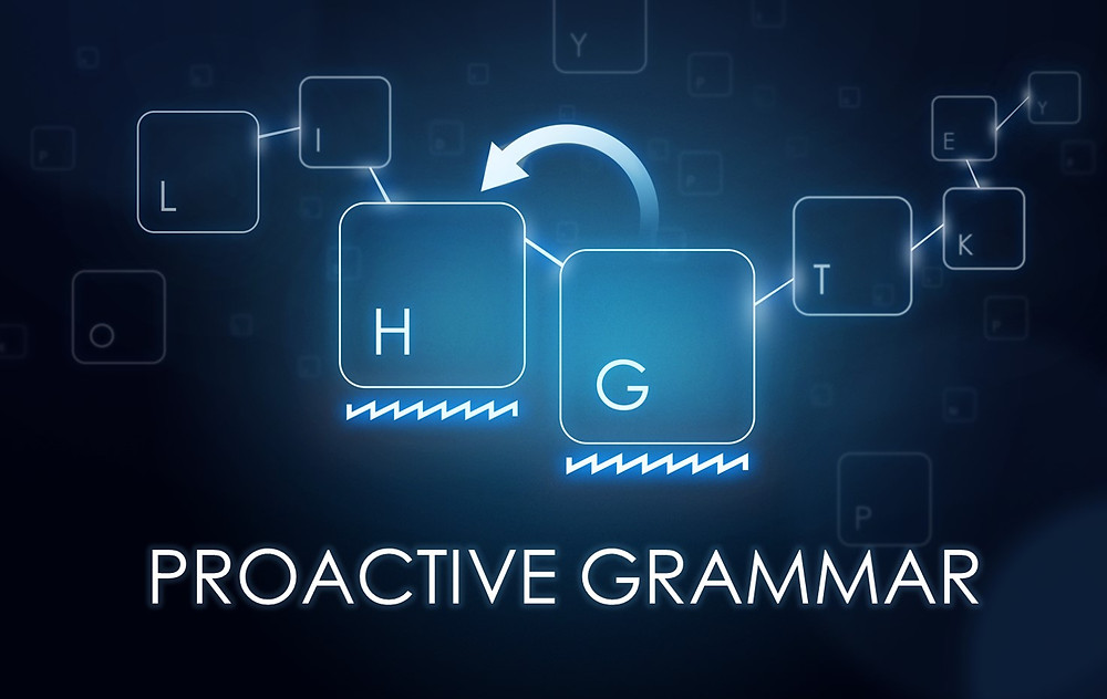Introducing Proactive Grammar  - Lightkey is a free predictive typing / text prediction / auto-complete / word prediction / spelling correction desktop application for Word, Outlook, PowerPoint, Gmail, WhatsApp Web and more in Microsoft Windows, supporting more than 80 prediction languages.