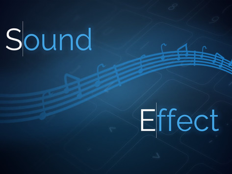 Looking at the Keyboard While You Type? Listen to This…