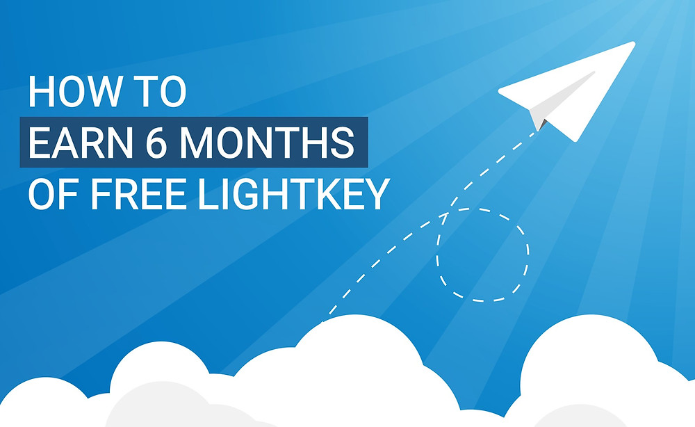 Lightkey Pro's latest edition features a new Invitation Program that extends your license expiration by up to 6 months for free. Simply send invitations to your friends and colleagues and for each valid and activated invitation your license expiration will be automatically extended by 45 days. In this post we will explain how to invite your friends, track the status of your invites, and earn your license credits.