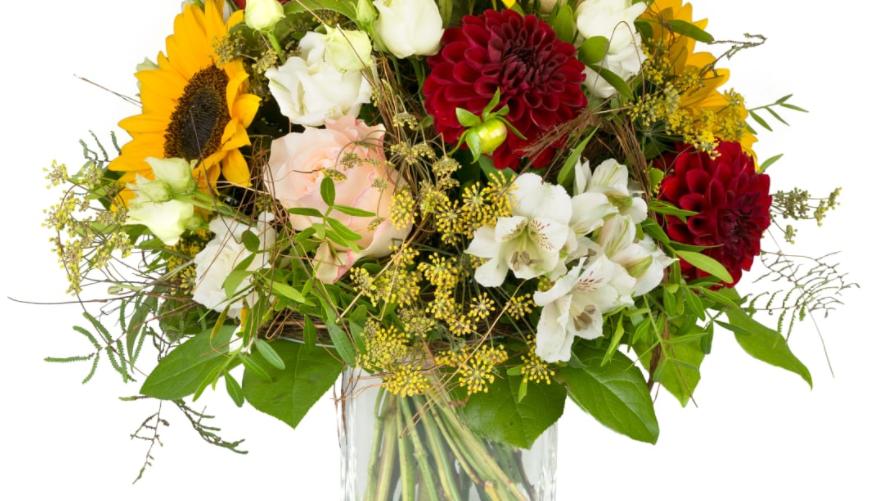 S10 - Blumenstrauss Sonnengruss