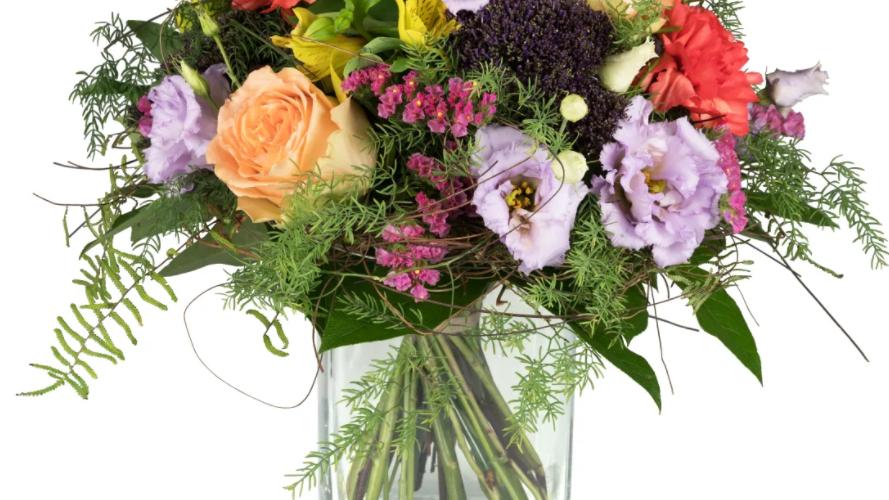 S12 - Blumenstrauss Farbenmix