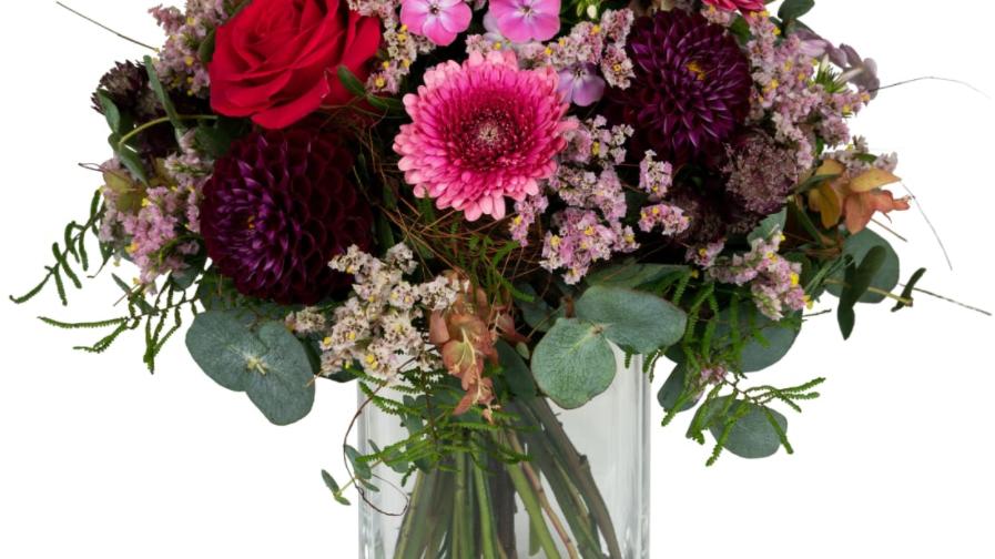 S11 - Blumenstrauss Happy Day