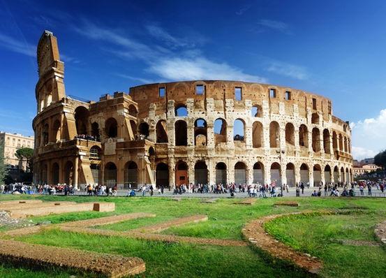 Rome Italy Marijuana