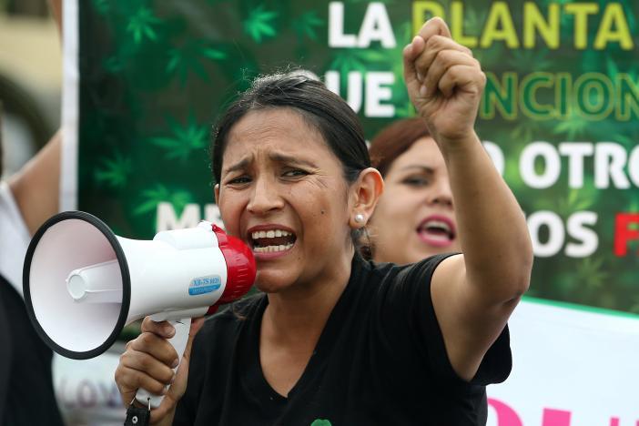 marijuana Peru