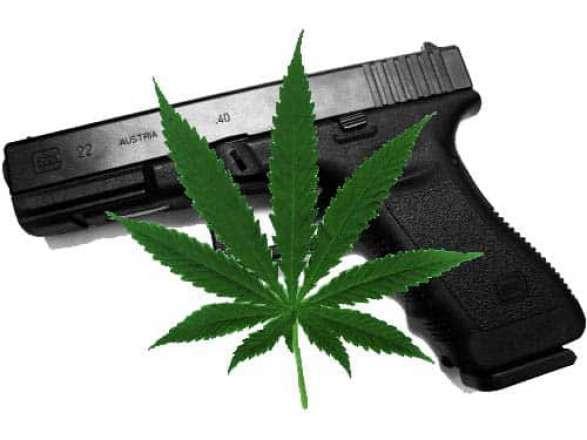 Honolulu police tell legal marijuana users to turn in their firearms
