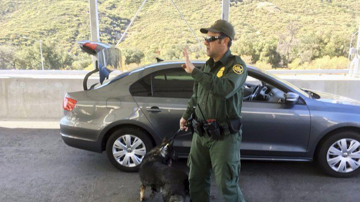 Despite Legalization, Federal Agents can still Seize Marijuana at California Checkpoints