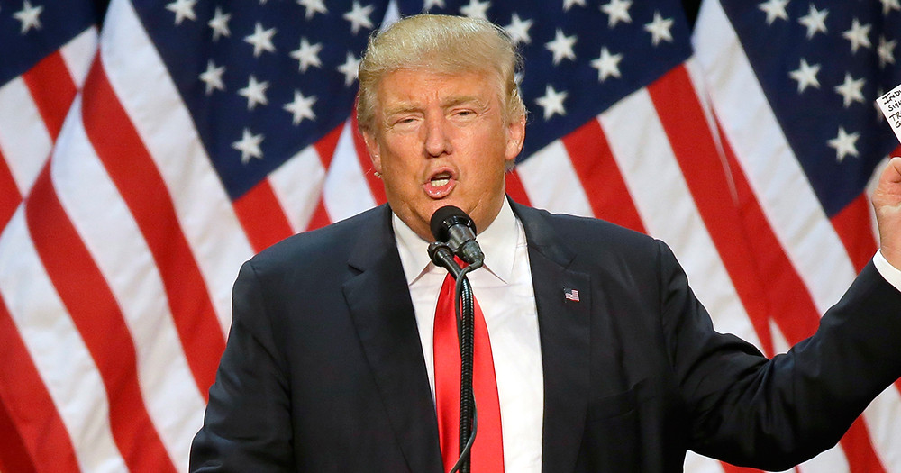 Donald Trump, Marijuana, Alexander Nachman, Raphael Mechoulam,