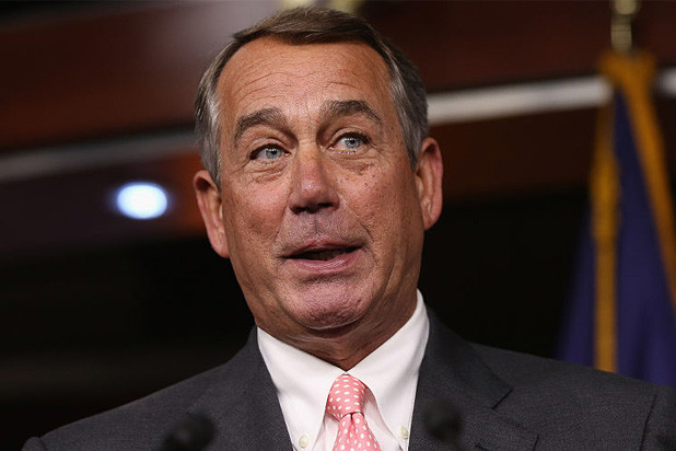 Boehner to Lead New Cannabis Lobbying Group