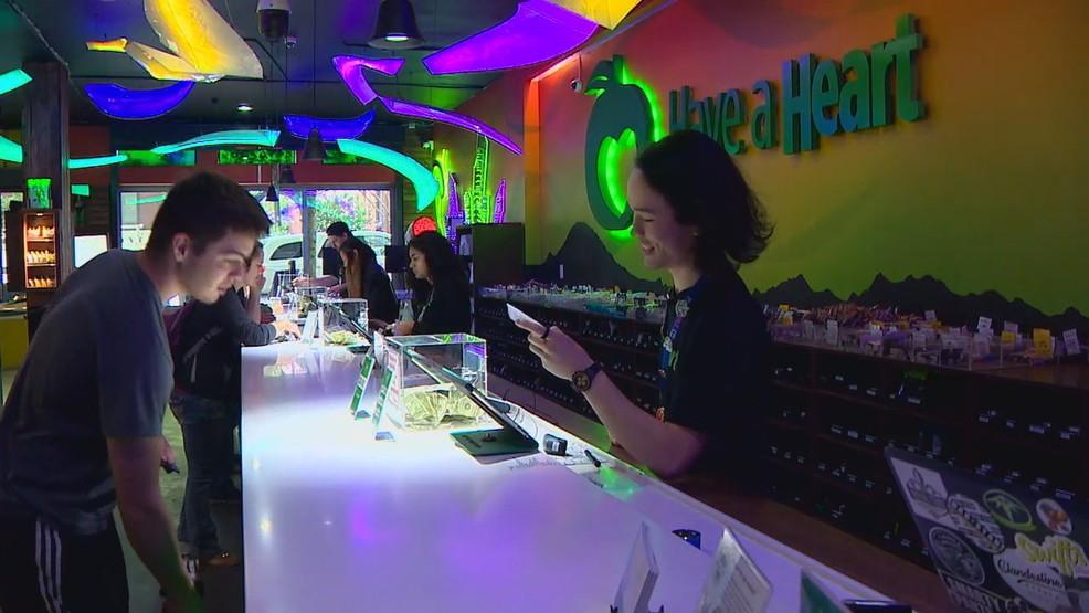 Washington gets its first unionized marijuana shop