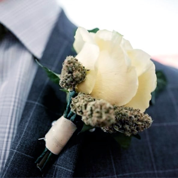 How to Have a Cannabis-Themed Wedding