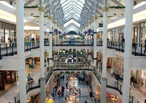 Cannabis Coming To A Mall Near You