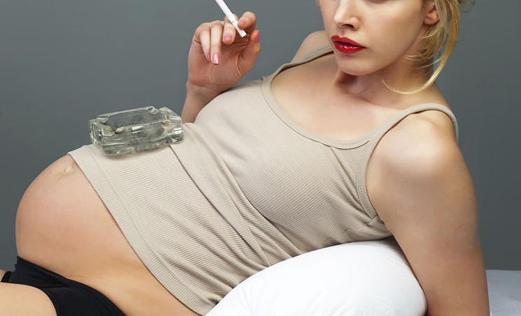More pregnant women are using cannabis