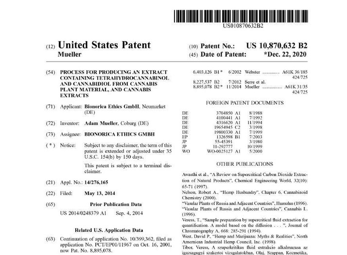 Canopy Growth Sues GW Pharma For Patent Infringement