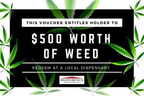 Denver Marijuana Roofing Company