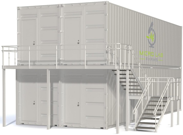Micro Lab Farms Provides Cultivation Systems and Investor Opportunity in New Cannabis Complex