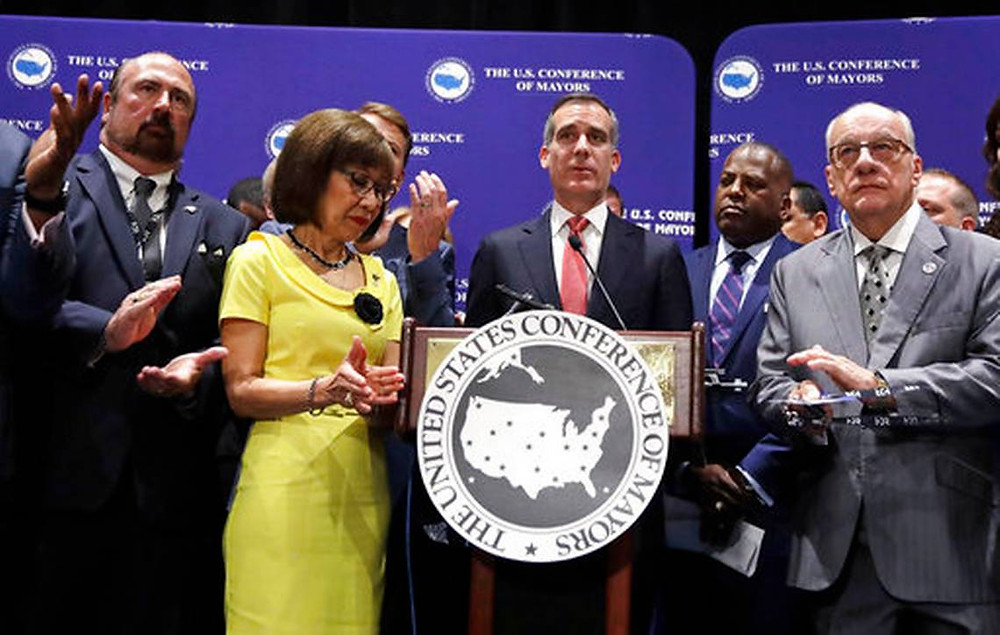 Mayors conference marijuana