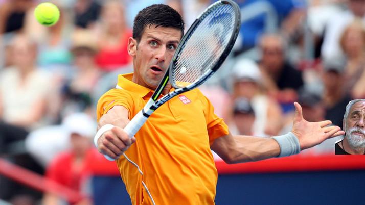 Tennis Star Novak Djokovic Complains of Pot Smell During Match