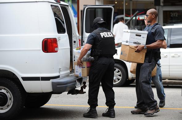 Michigan Shutters Over 200 Dispensaries